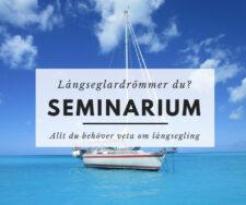 Seminarium om långsegling