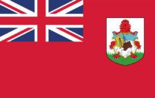 Gästflagga Bermuda