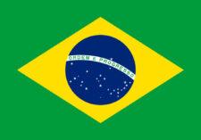 Gästflagga Brasilien