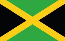 Gästflagga Jamaica