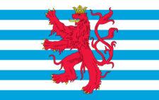 Gästflagga Luxemburg