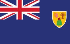 Gästflagga Turks & Caicos