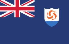 Gästflagga Anguilla