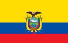 Gästflagga Equador